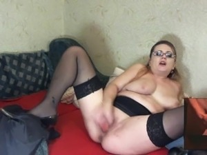 free gaping pussy cervix