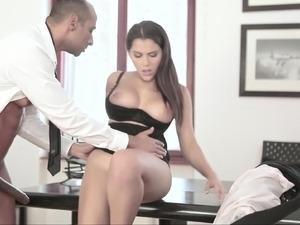 xvideos office fuck secretary brunette