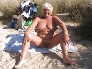 Masturbation on beach