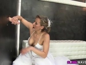 naked bride pussy