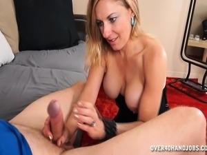sexy handjob mpegs