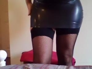 Lesbian latex videos