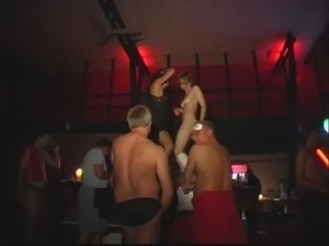 sexy girls strip dancing naked