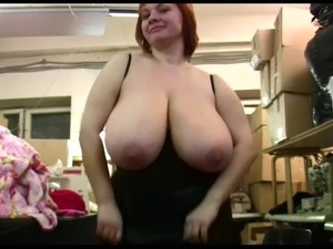 sexy saggy breasts
