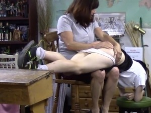 asian girl spankings