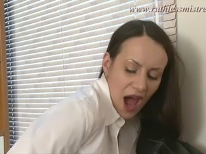glamour office video sex