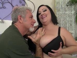 Hot plumper sex