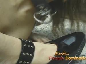 mature women dominating young men pantyhose