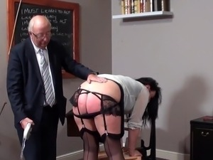 free ass spanking movie galleries