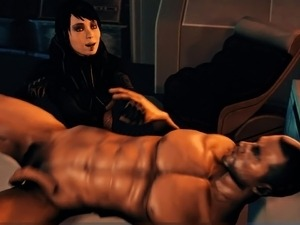Really. Mass effect fingering porn you