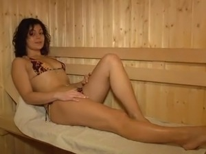 sauna and naked and pics