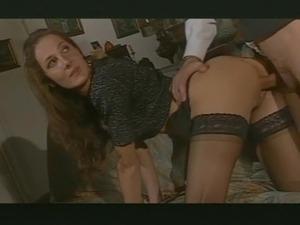 amateur brunette fucking wife italian