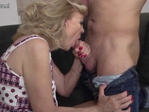 amateur older women young boys
