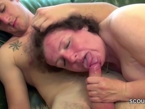 mature with young boy videos