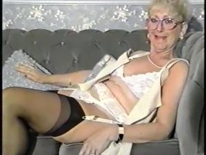 Very vintage granny porn think