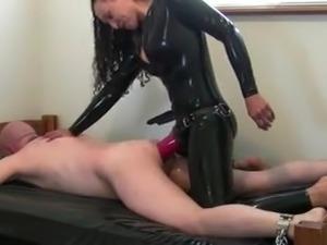 strapon lesbien porn