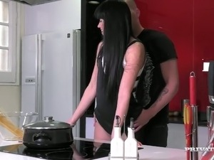 xxx mature maid sex