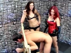 black femdom strapon video tube
