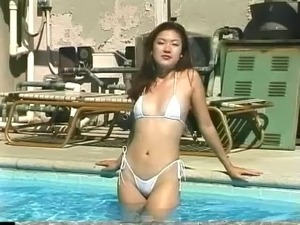 topless by the pool movie