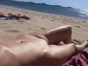 amateur girls beach