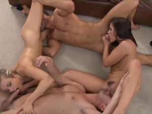 Foursome Porn Video