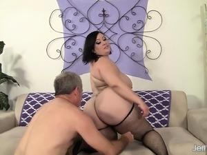 anal fat ass