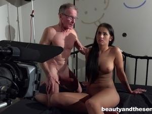 dirty old man sex videos