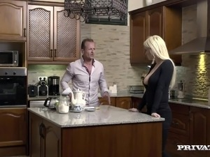 mr quick rachel kitchen porno anal