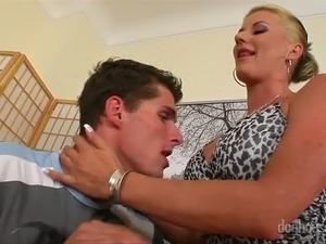 smokin hot blonde wife