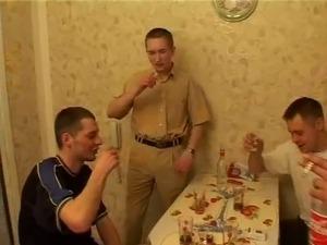 russian amateur video