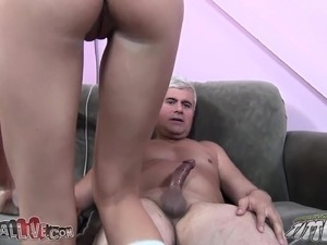 Big clit and pussy