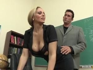 mature video teacher