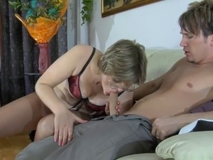 Sexy slut fuked by dad