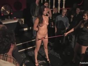 Sex slave girl