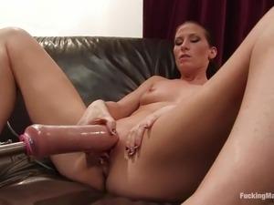 wild fuck machine anal