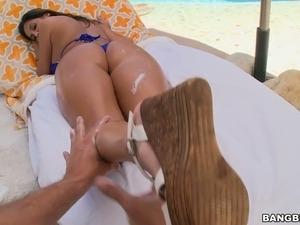 bare pool topless girls
