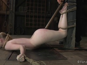 sex slave forced orgasm electric torture