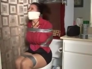 teenage girls fucking in the bathroom