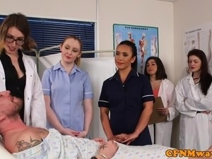 Hot girl nurses