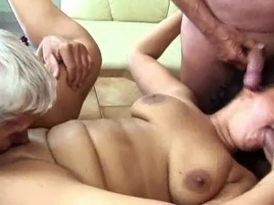 young brunette girls getting rammed