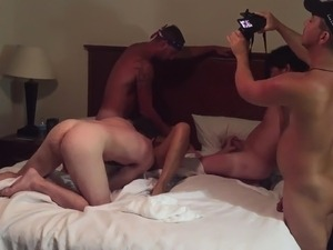 ass tits pussy gangbang facesitting