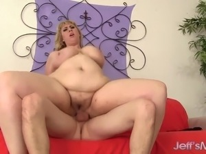 What necessary Full figured blonde sex ideal answer