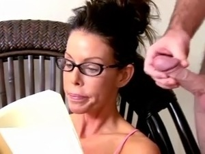 wife in glasses sex vids