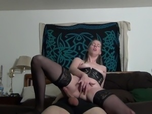 free riding wife video