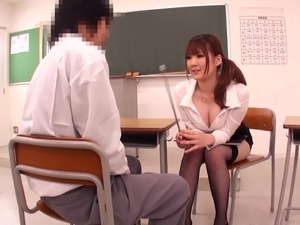 Get smart sexy girl
