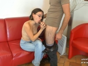 amateur french couple porn video