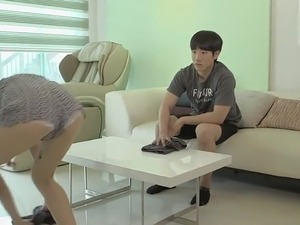 korean tits video