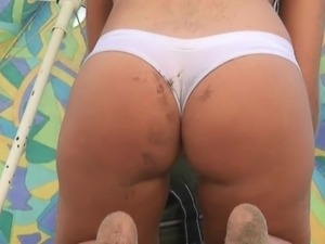 Hot sexy latina ass