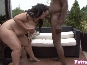 Alone! Bbw elizabeth interracial movies remarkable, rather