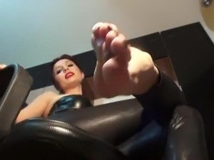 mature wife sexually dominates husband